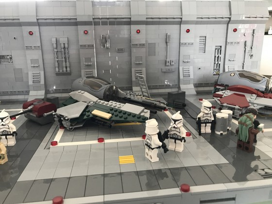 LEGO® Star Wars: Interceptor Starfighter Hangar 2.0 - 05