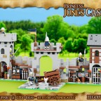 Princess June's Castle - my LEGO Ideas Project 05