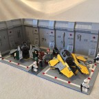 LEGO® Star Wars: Interceptor Starfighter Hangar - 01