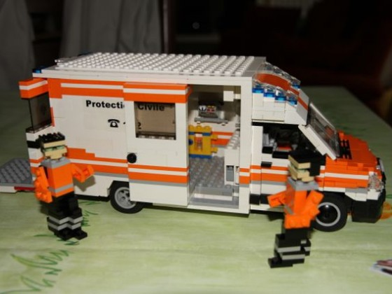 Ambulance Protex Sprinter ITW
