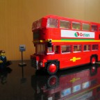 "Bus aus Warren Elsmore's ""Lego Mobile"" 3"