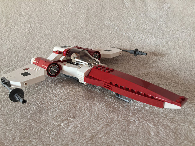 LEGO® Star Wars: Republic Starfighter - 05
