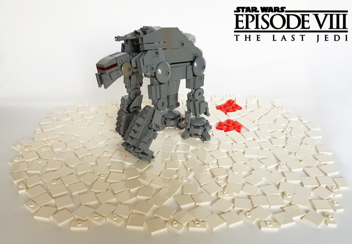 Star Wars Episode VIII - The Last Jedi -AT-M6 Walker