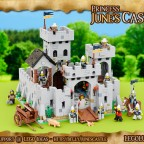 Princess June's Castle - my LEGO Ideas Project 06