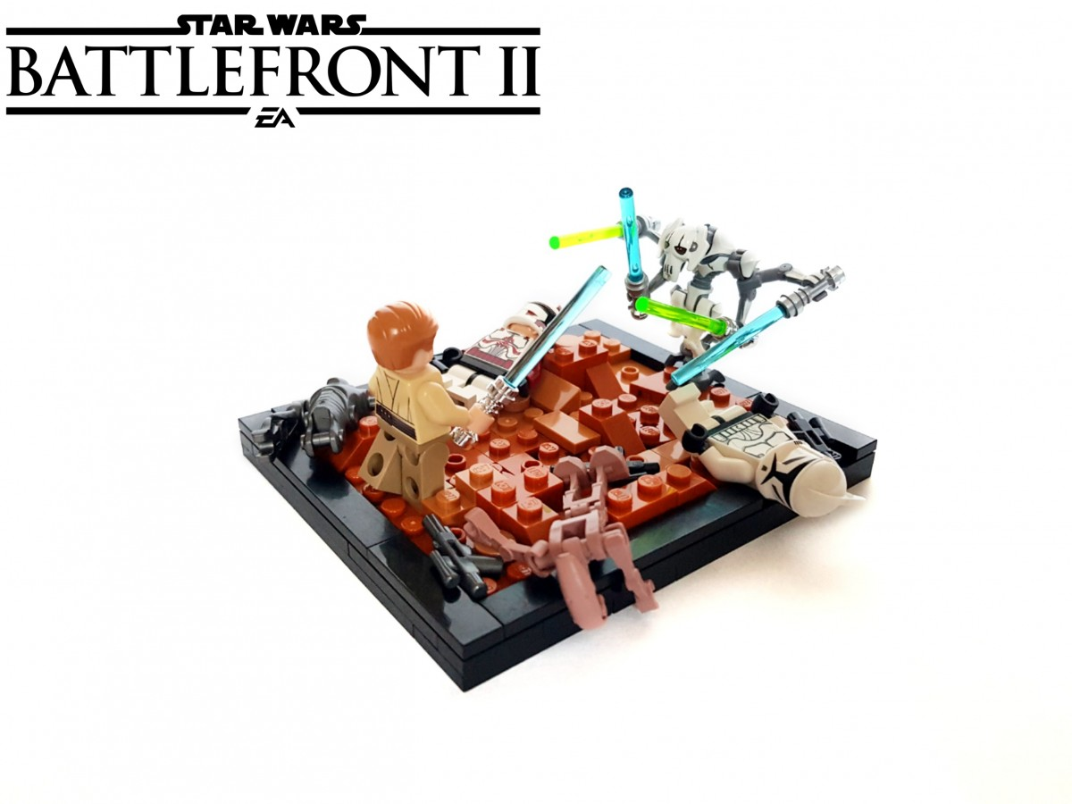 Star Wars Battlefront II - Geonosis