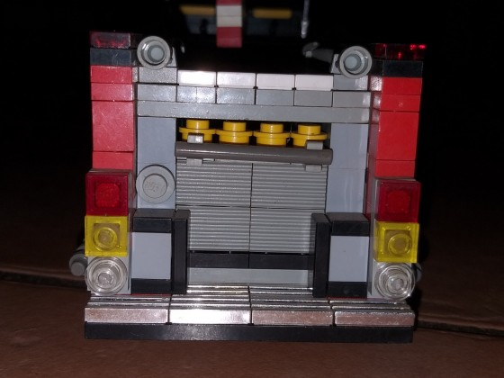 Lego Fire Truck und Fire Engine Ladder
