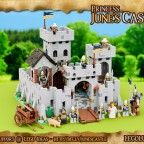 Princess June's Castle - my LEGO Ideas Project 01