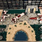 (WIP) LEGO® Star Wars: Rebel Base 04