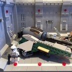 LEGO® Star Wars: Interceptor Starfighter Hangar - 05
