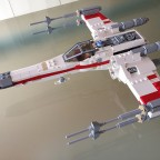 WIP: Incom T-65 X-Wing Starfighter Red One