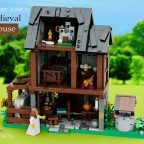 Princess June's Medieval House 03