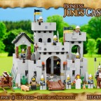 Princess June's Castle - my LEGO Ideas Project 11
