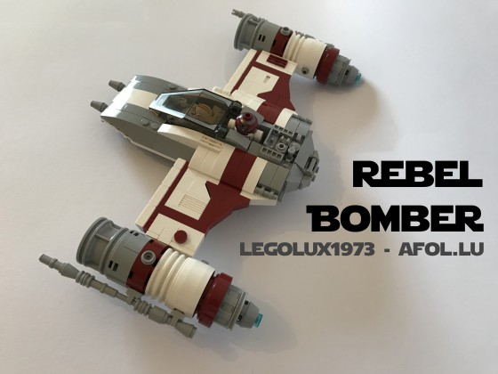 LEGO® Star Wars: Rebel Bomber - 04