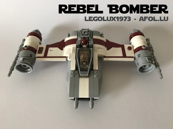LEGO® Star Wars: Rebel Bomber - 02