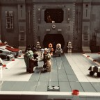 LEGO® Star Wars: Interceptor Starfighter Hangar 3.0 - 12