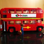 "Bus aus Warren Elsmore's ""Lego Mobile"" 1"