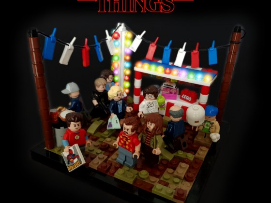 Stranger Things Season 3 Fun Fair