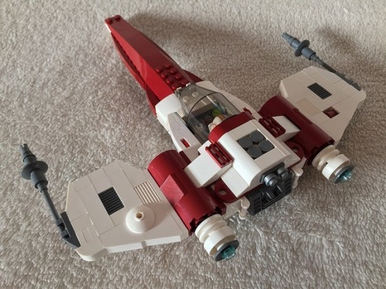 LEGO® Star Wars: Republic Starfighter - 02