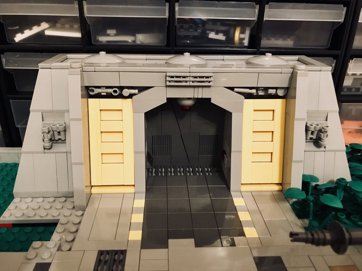 (WIP) LEGO® Star Wars: Rebel Base 07