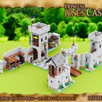 Princess June's Castle - my LEGO Ideas Project 10