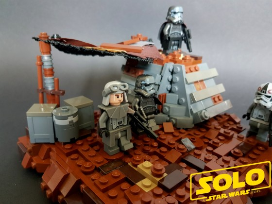 SOLO: a Star Wars Story - Mimban