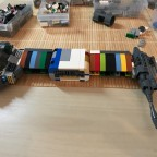 (WIP) LEGO® Star Wars: Another Rebel Bomber 05