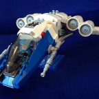 LEGO® Galaxy Squad: Harrier Gunship 05