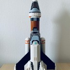 Lego City Space MOD 60226 + 60228 - 001