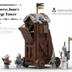Princess June's Siege Tower