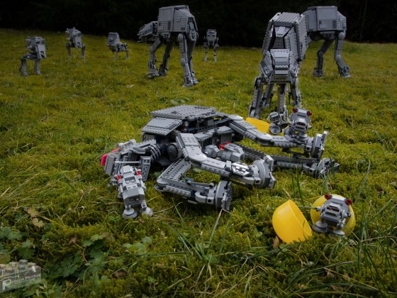 AT-AT in the Wild
