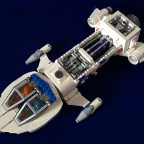 LEGO® Galaxy Squad: Mark IX Hawk 06