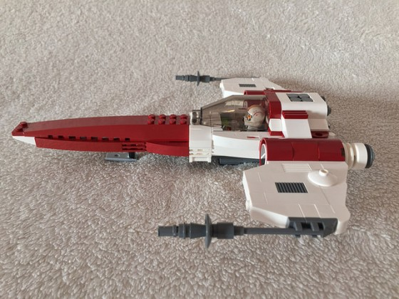 LEGO® Star Wars: Republic Starfighter - 04