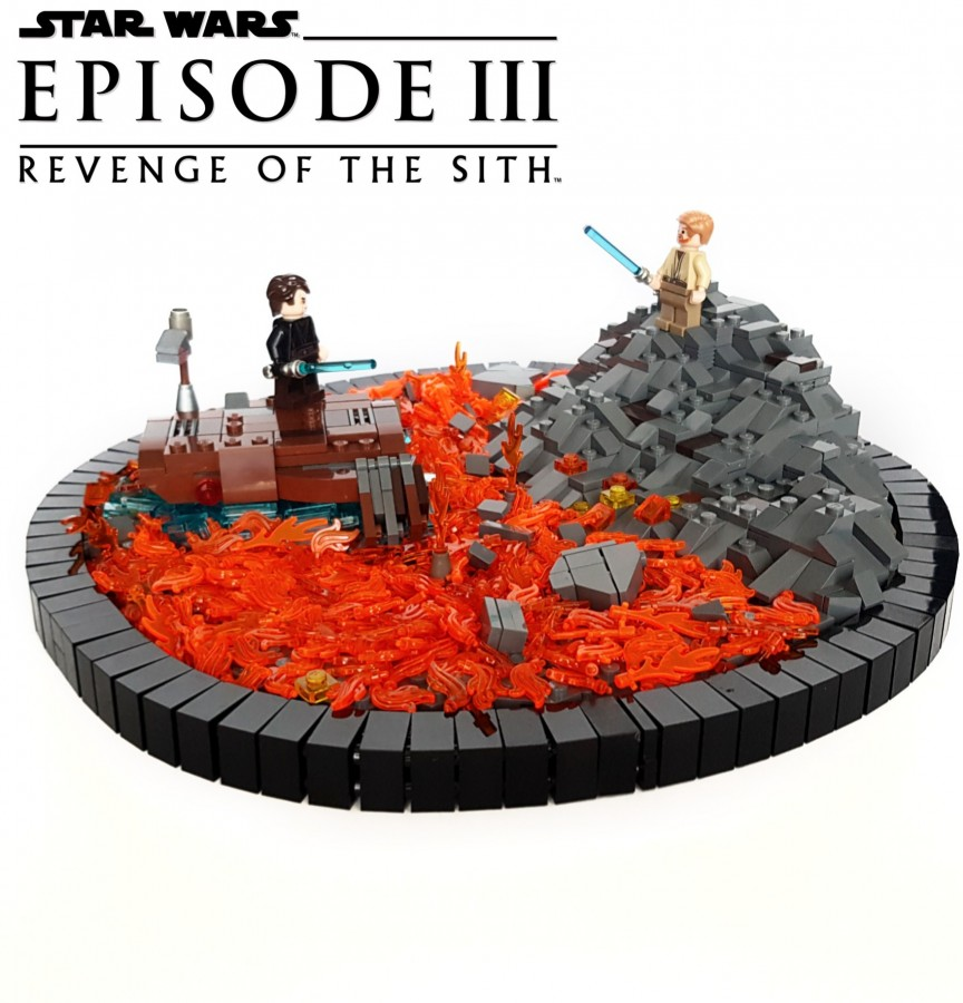 Star Wars Episode III - The Revenge of the Sith - Battle of the Heroes