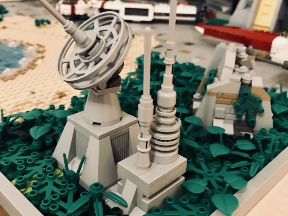 (WIP) LEGO® Star Wars: Rebel Base 05