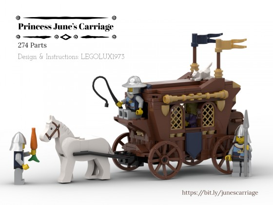 Princess June's Carriage
