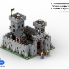 Princess June's Castle - my LEGO Ideas Project 08
