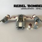 LEGO® Star Wars: Rebel Bomber - 01