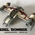 LEGO® Star Wars: Rebel Bomber - 03