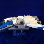 LEGO® Galaxy Squad: Harrier Gunship 03