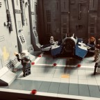 LEGO® Star Wars: Interceptor Starfighter Hangar 3.0 - 09