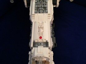 Star Wars - Republic Battle Cruiser June I - 02