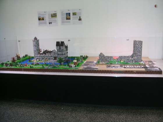 Die Große Legoausstellung am 16.10.2016 in der Gartenschau Kaiserslautern
