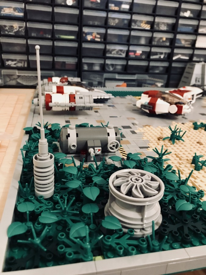 (WIP) LEGO® Star Wars: Rebel Base 06