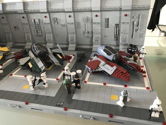 LEGO® Star Wars: Interceptor Starfighter Hangar 2.0 - 06