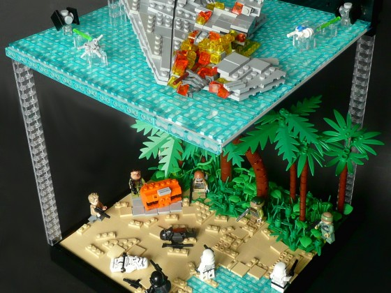 IDSMO R2- Battle of Scarif - Complete
